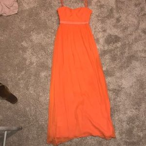 BCBG maxazria prom dress. In great condition.